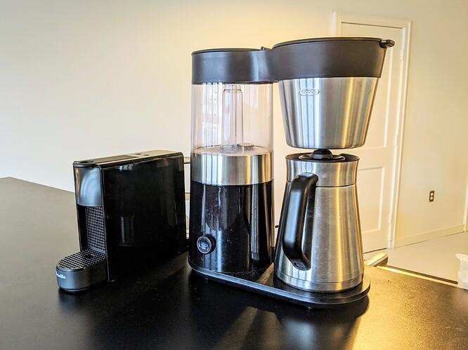 Essenza-Mini-OXO-Brew-Comparison