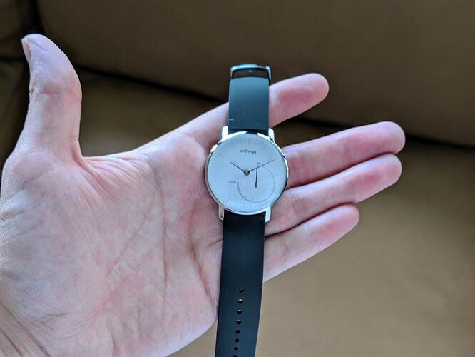 Withings-Steel-Watch