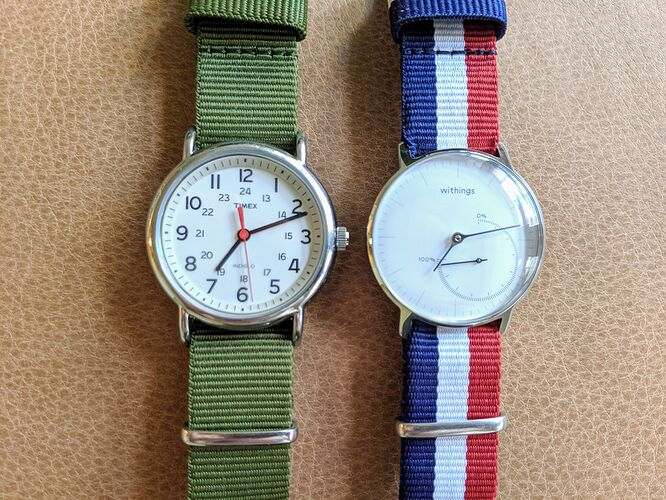 Withings-Steel-vs-Timex-Weekender