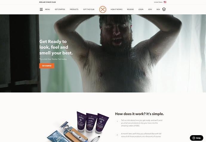 Dollar-Shave-Club-Website