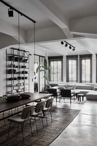 No-Ordinary-Apartment-Living-Room-and-Dining-Table