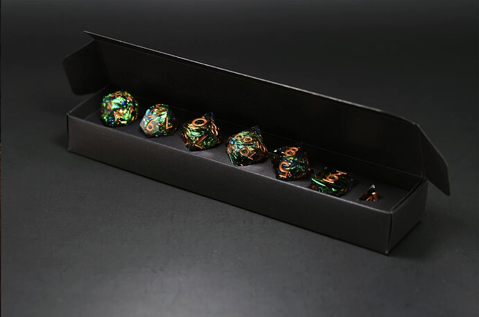 Dispel-Dice-Collection