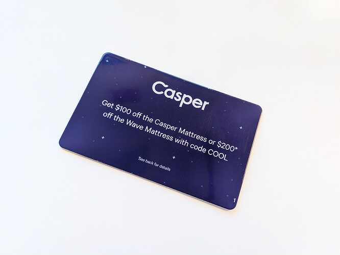 Up To 200 Off Casper Mattress With Promo Code Deals Product Dork