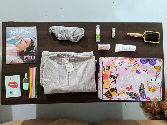 FabFitFun-Spring-2020-Box-Items