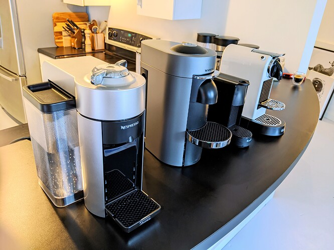 Best-Nespresso-Machine-Testing-Lineup