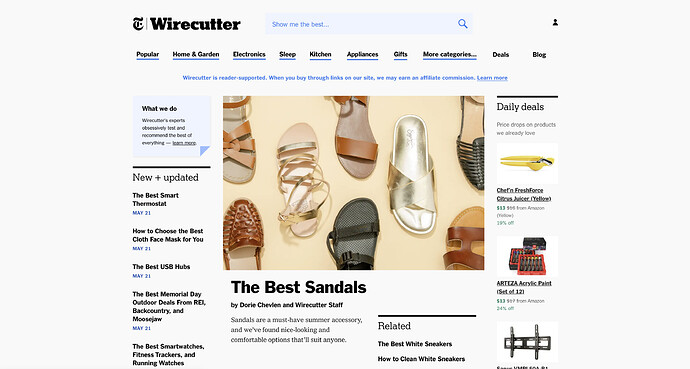 nyt-wirecutter-homepage-comparision