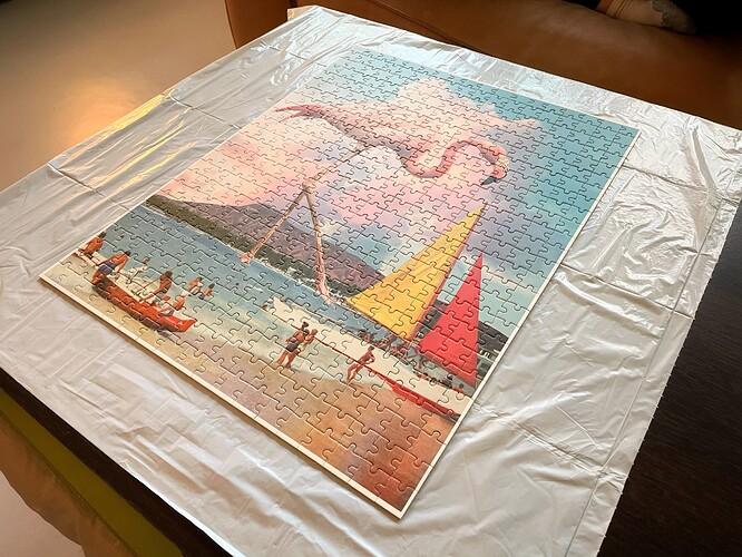 JIGGY-Puzzle-Giant-Flamingo-Trash-Bag