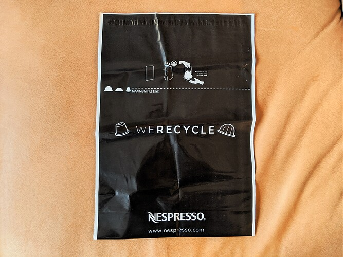 Nespresso-Recycling-Bag