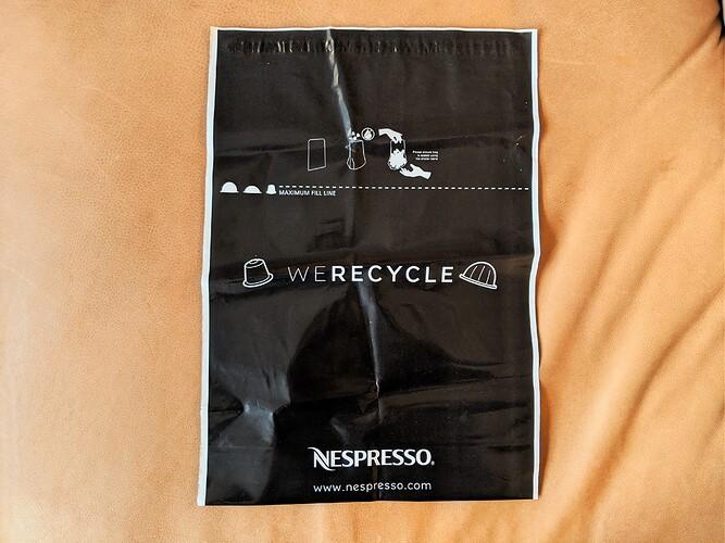 Nespresso-Recycling-Bag