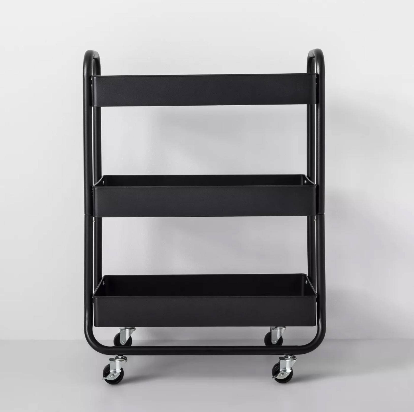 Wide-Metal-Utility-Cart-Target